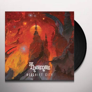 Thermate REDSHIFT CITY Vinyl Record
