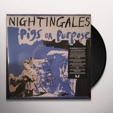 PIGS ON PURPOSE Vinyl Record