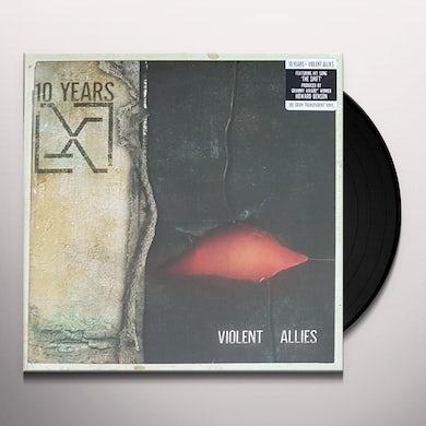 Violent Allies (Clear Vinyl) Vinyl Record