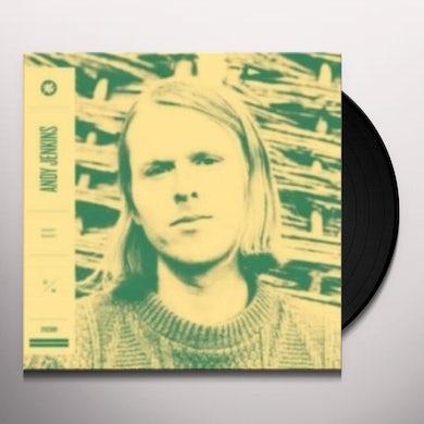 Andy Jenkins SWEET BUNCH (CLEAR VINYL) Vinyl Record