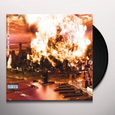 Busta Rhymes EXTINCTION LEVEL EVENT - THE FINAL WORLD FRONT Vinyl Record