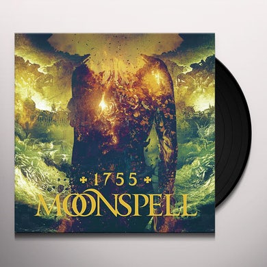Moonspell 1755 Vinyl Record