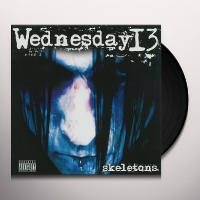 Wednesday 13 SKELETONS Vinyl Record