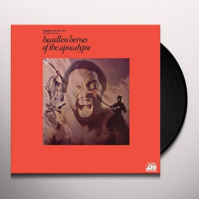 Headless Heroes Of The Apocalypse (Limit Vinyl Record