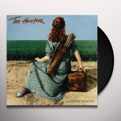 Jennifer Warnes HUNTER Vinyl Record