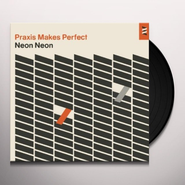 Neon Neon PRAXIS MAKES PERFECT Vinyl Record