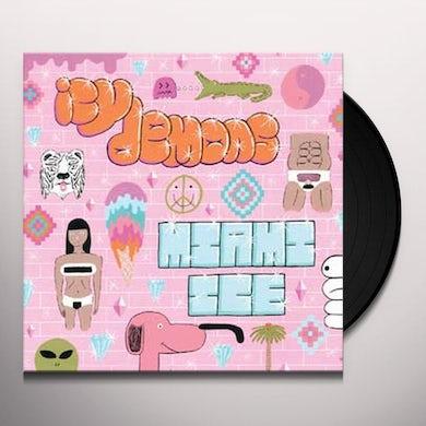 Icy Demons MIAMI ICE Vinyl Record