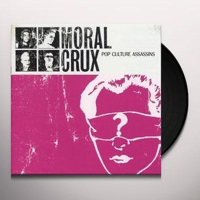 Moral Crux POP CULTURE ASSASSINS Vinyl Record
