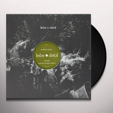 Matthias Meyer OSTINATO Vinyl Record