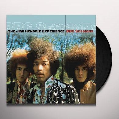 Jimi Hendrix Experience BBC Sessions Vinyl Record