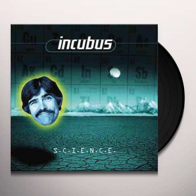 Incubus SCIENCE Vinyl Record