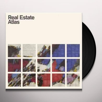 Real Estate ATLAS Vinyl Record