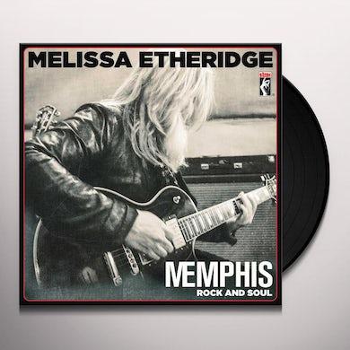 Melissa Etheridge MEMPHIS ROCK & SOUL Vinyl Record