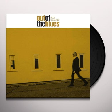 Boz Scaggs OUT OF THE BLUES Vinyl Record