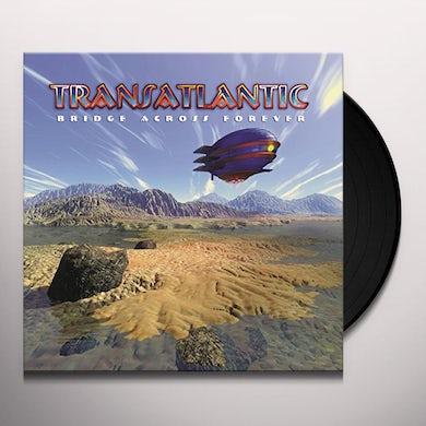 Transatlantic BRIDGE ACROSS FOREVER (CLEAR VINYL) Vinyl Record