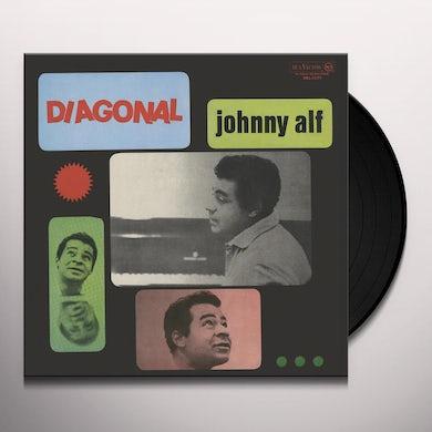 Johnny Alf DIAGONAL Vinyl Record