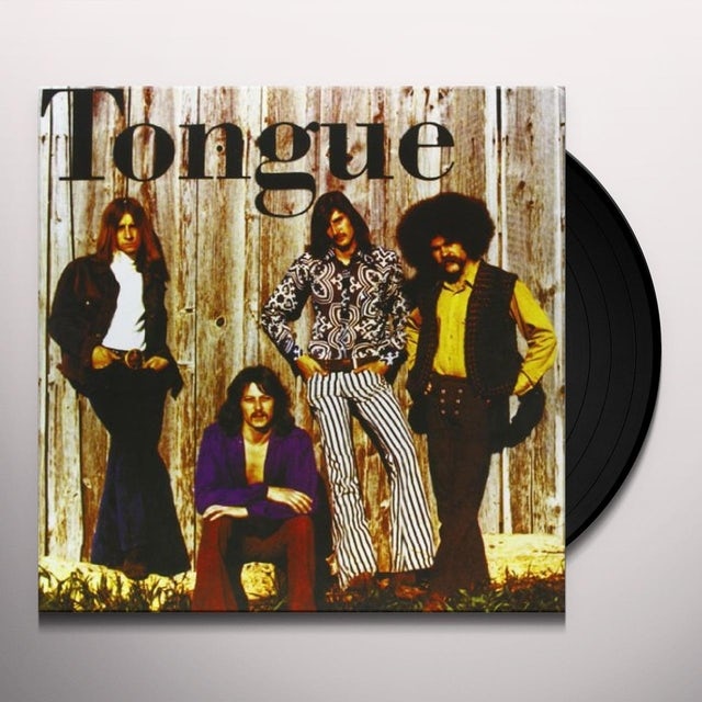 KEEP ON TRUCKIN WITH TONGUE Vinyl Record - Italy Release