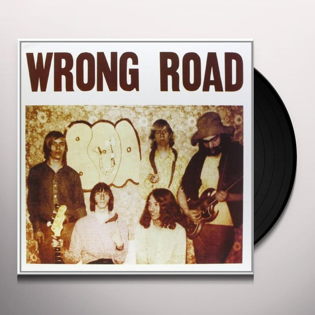 BoA WRONG ROAD Vinyl Record