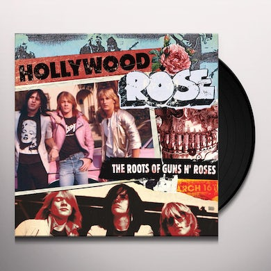 Hollywood Rose THE ROOTS OF GUNS N' ROSES Vinyl Record