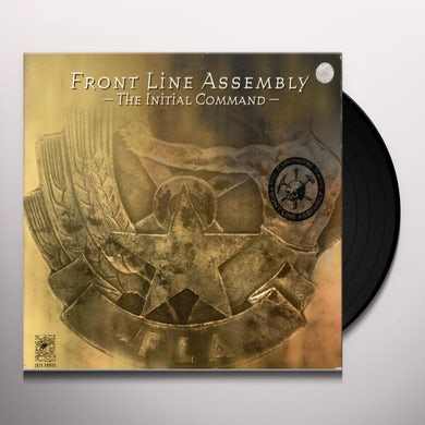 INITIAL COMMAND Vinyl Record