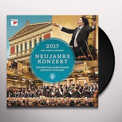Gustavo Dudamel / Wiener Philharmoniker NEUJAHRSKONZERT 2017 / NEW YEAR'S CONCERT 2017 Vinyl Record
