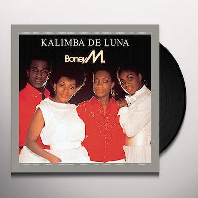 Boney M KALIMBA DE LUNA Vinyl Record