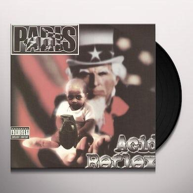 Paris ACID REFLEX Vinyl Record