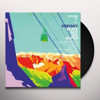Kreisky BLICK AUF DIE ALPEN Vinyl Record