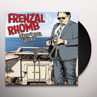 Frenzal Rhomb EARLY MODEL KOOKA Vinyl Record
