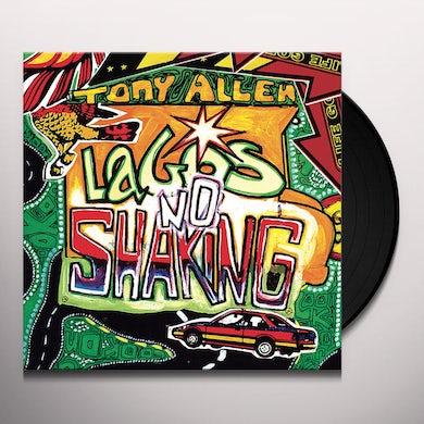 Tony Allen LAGOS NO SHAKING Vinyl Record