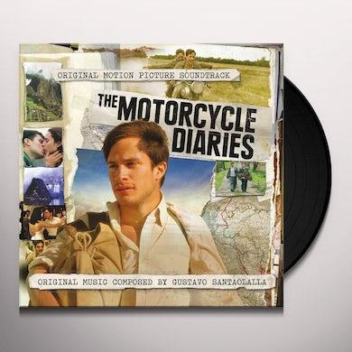GUSTAVO SANTAOLALLA The Motorcycle Diaries (LP) Vinyl Record