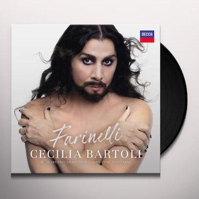 Cecilia Bartoli FARINELLI Vinyl Record
