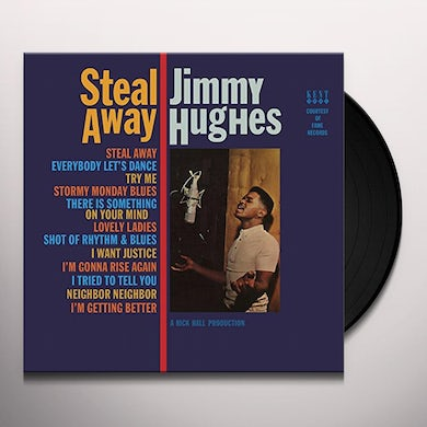 STEAL AWAY Vinyl Record