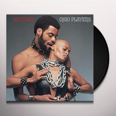 Ohio Players ECSTASY Vinyl Record