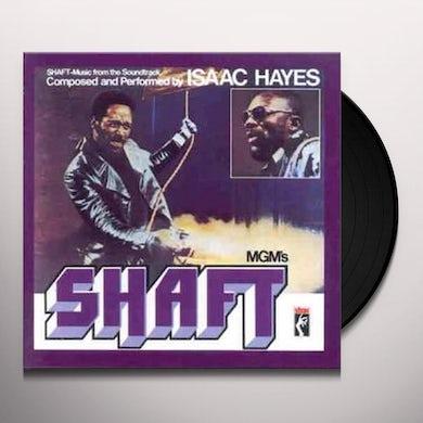 Isaac Hayes SHAFT Original Soundtrack Vinyl Record