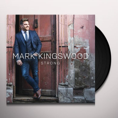 Mark Kingswood STRONG Vinyl Record