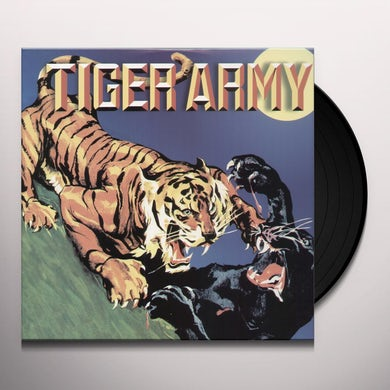 TIGER ARMY Vinyl Record