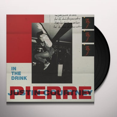 Justin Courtney Pierre  IN THE DRINK Vinyl Record