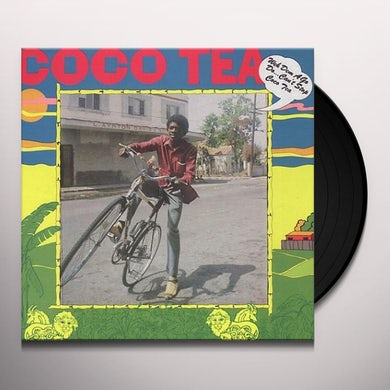Cocoa Tea WEH DEM A GO DO: CAN'T STOP Vinyl Record