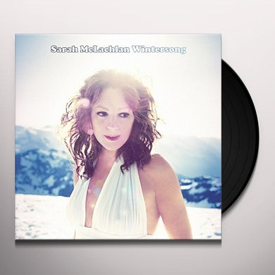Sarah Mclachlan WINTERSONG Vinyl Record