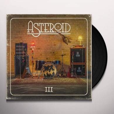 Asteroid Iii Vinyl Record
