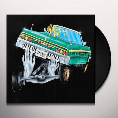 Sam Gendel Satin Doll Vinyl Record