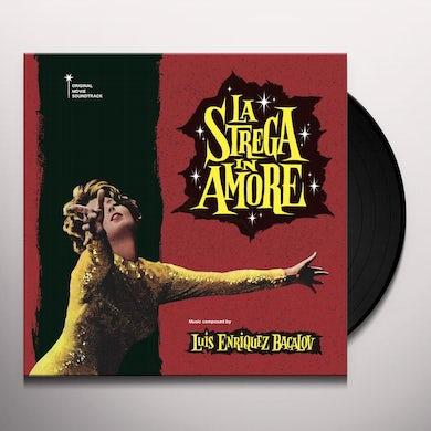 La strega in amore (Original Motion Picture Soundtrack) (LP) Vinyl Record