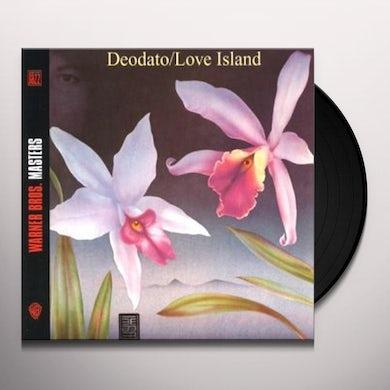 Eumir Deodato LOVE ISLAND Vinyl Record