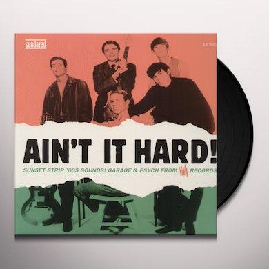 Ain'T It Hard: Sunset Strip Sound Of Viva / Var Vinyl Record