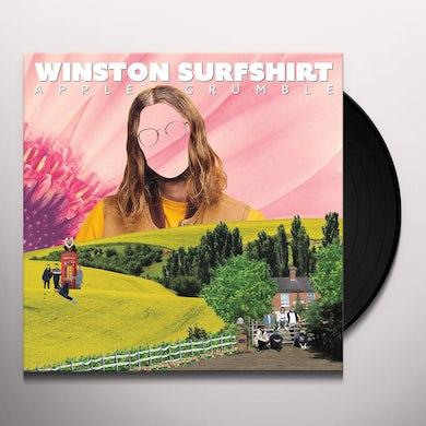 Winston Surfshirt Apple Crumble Vinyl Record