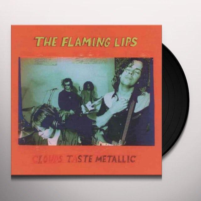 The Flaming Lips CLOUDS TASTE METALLIC Vinyl Record