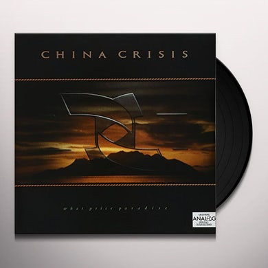 CHINA CRISIS WHAT PRICE PARADISE Vinyl Record