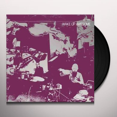 C. Spencer Yeh / Okkyung Lee / Lasse Marhaug WAKE UP AWESOME Vinyl Record