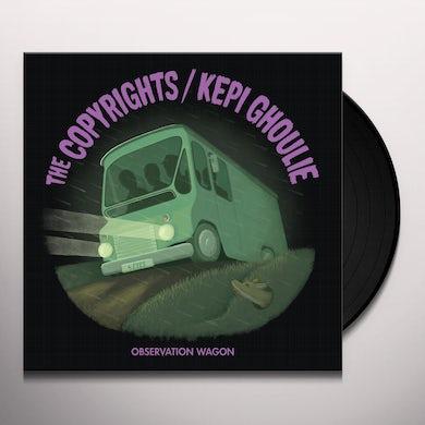 The Copyrights Obersrvation Wagon Vinyl Record